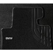 BMW Carpeted Floor Mats - Basic Line