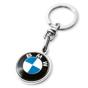 BMW Logo Key Ring Pendant