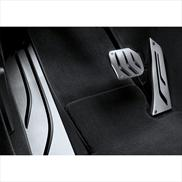 BMW M Performance Stainless Steel Footrest