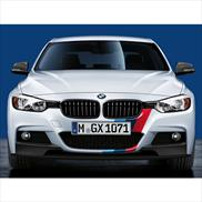 BMW M Performance Tri-Color Stripes
