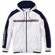 BMW Men's Hooded Motorsport Sweat Jacket