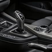 BMW M Performance Carbon Fiber Center Console Cover
