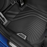 BMW Rubber Floor Mat Sets