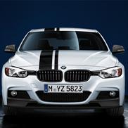 BMW M Performance Sport Stripes