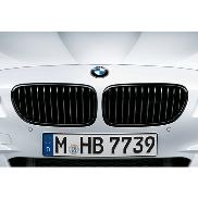 BMW M Performance Black Kidney Grilles for 5 Series