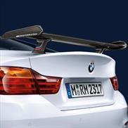 BMW M Performance Carbon Fiber Flow Through Spoiler Kit