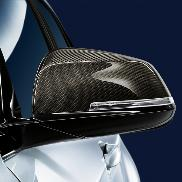BMW Replacement M Performance Carbon Fiber Mirror Cap
