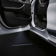 BMW M Performance LED Door Projector