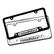 BMW Roadster License Plate Frames