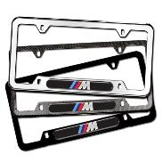 shopbmwusa: accessories products: license plate frames