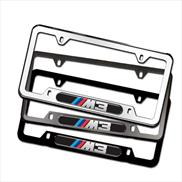 BMW M3 Logo License Plate Frames