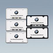 BMW License Plate Frames  sc 1 st  ShopBMWUSA.com & ShopBMWUSA.com: ACCESSORIES PRODUCTS: LICENSE PLATE FRAMES