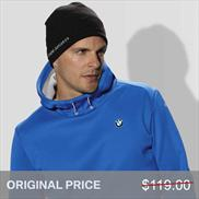 BMW Athletic Hoody, Men