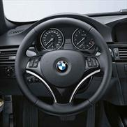 BMW Steering Wheel Trim