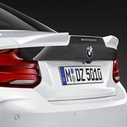 BMW M Performance Carbon Fiber Tailgate