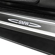 BMW Illuminated Door Sills