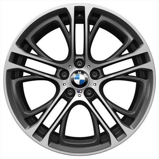 shopbmwusacom bmw  double spoke  wheel  tire set