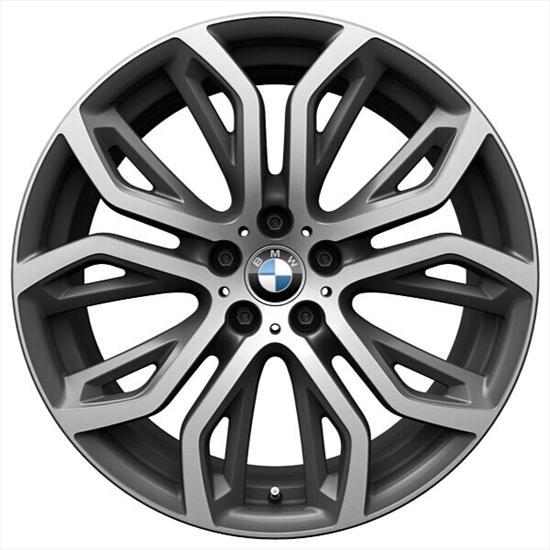 ShopBMWUSA.com: BMW PERFORMANCE WHEEL STYLE 375 WHEEL AND