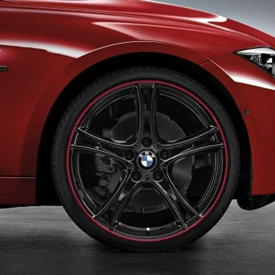 ShopBMWUSA.com: BMW DOUBLE SPOKE 361 WHEEL AND TIRE SET