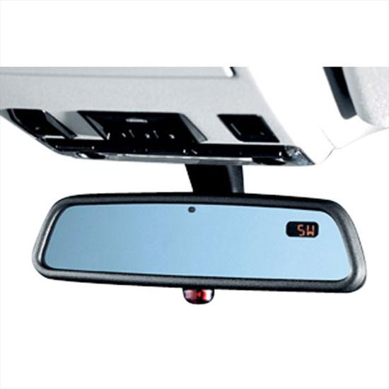 ShopBMWUSA.com: BMW REARVIEW MIRROR WITH COMP on