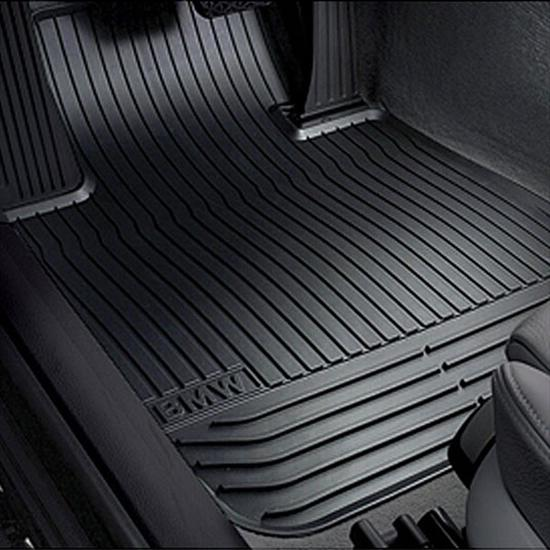 Shopbmwusa Com Bmw Rubber Floor Mats