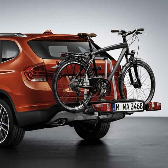ShopBMWUSA.com: BMW REAR-MOUNTED BICYCLE CARRIER
