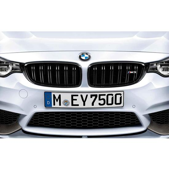 ShopBMWUSA.com: BMW PERFORMANCE BLACK KIDNEY GRILLE FOR M4