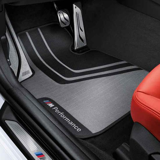 Shopbmwusa Com Bmw M Performance Floor Mats