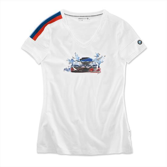 bmw motorsport 39 motion 39 t shirt ladies 39. Black Bedroom Furniture Sets. Home Design Ideas
