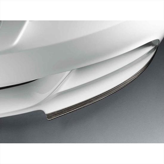 ShopBMWUSA.com: BMW CARBON FIBER FRONT SPLITTER FOR