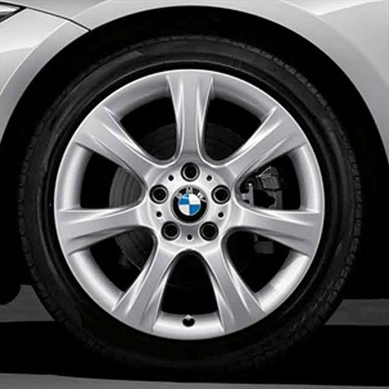 Shopbmwusa Com Bmw 18 Quot Style 396 Winter Complete Wheel