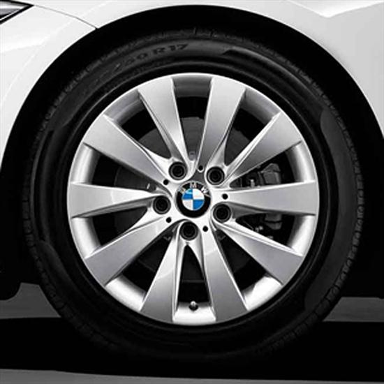 "ShopBMWUSA.com: BMW 17"" STYLE 413 WINTER COMPLETE WHEEL"