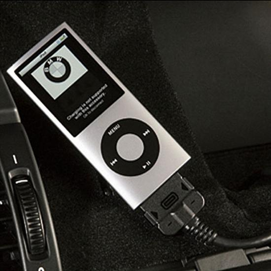 Shopbmwusa Com Bmw Ipod 174 Interface Adapter