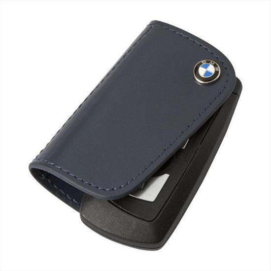 ShopBMWUSA com: BMW LEATHER KEY CASE