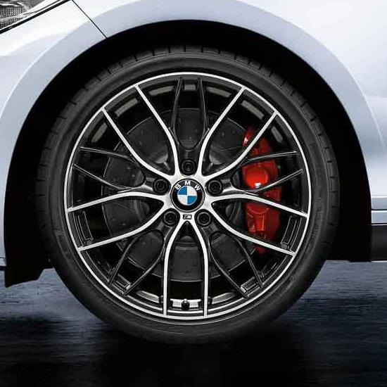 "ShopBMWUSA.com: BMW M PERFORMANCE 19"" STYLE 405M COMPLETE"