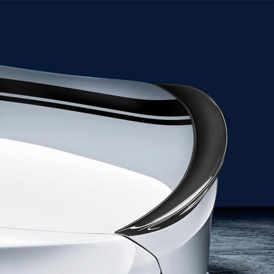ShopBMWUSA.com: BMW M PERFORMANCE REAR SPOILER