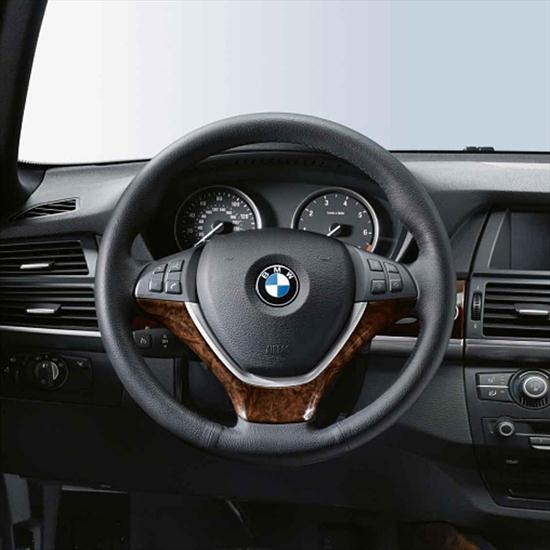 ShopBMWUSA.com: BMW WOOD STEERING WHEEL COVER