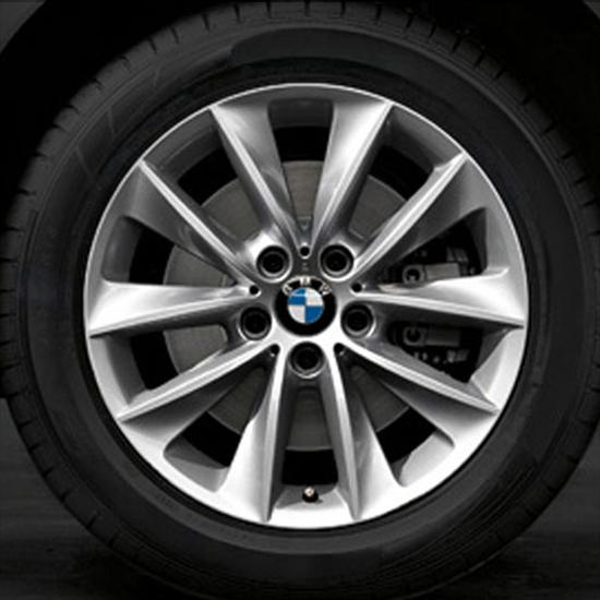 Shopbmwusa Com Bmw V Spoke 307 Cold Weather Wheel And