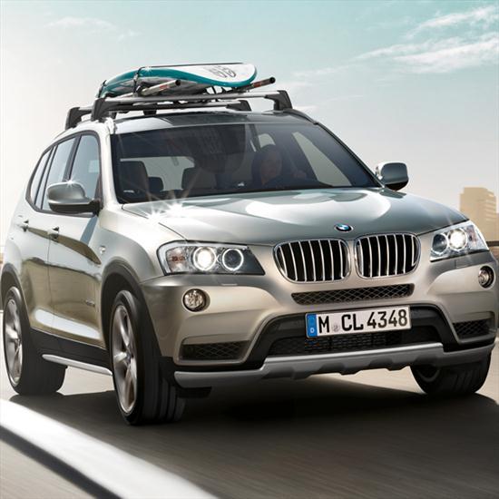 ShopBMWUSA.com: BMW ROOF RAIL RETROFIT