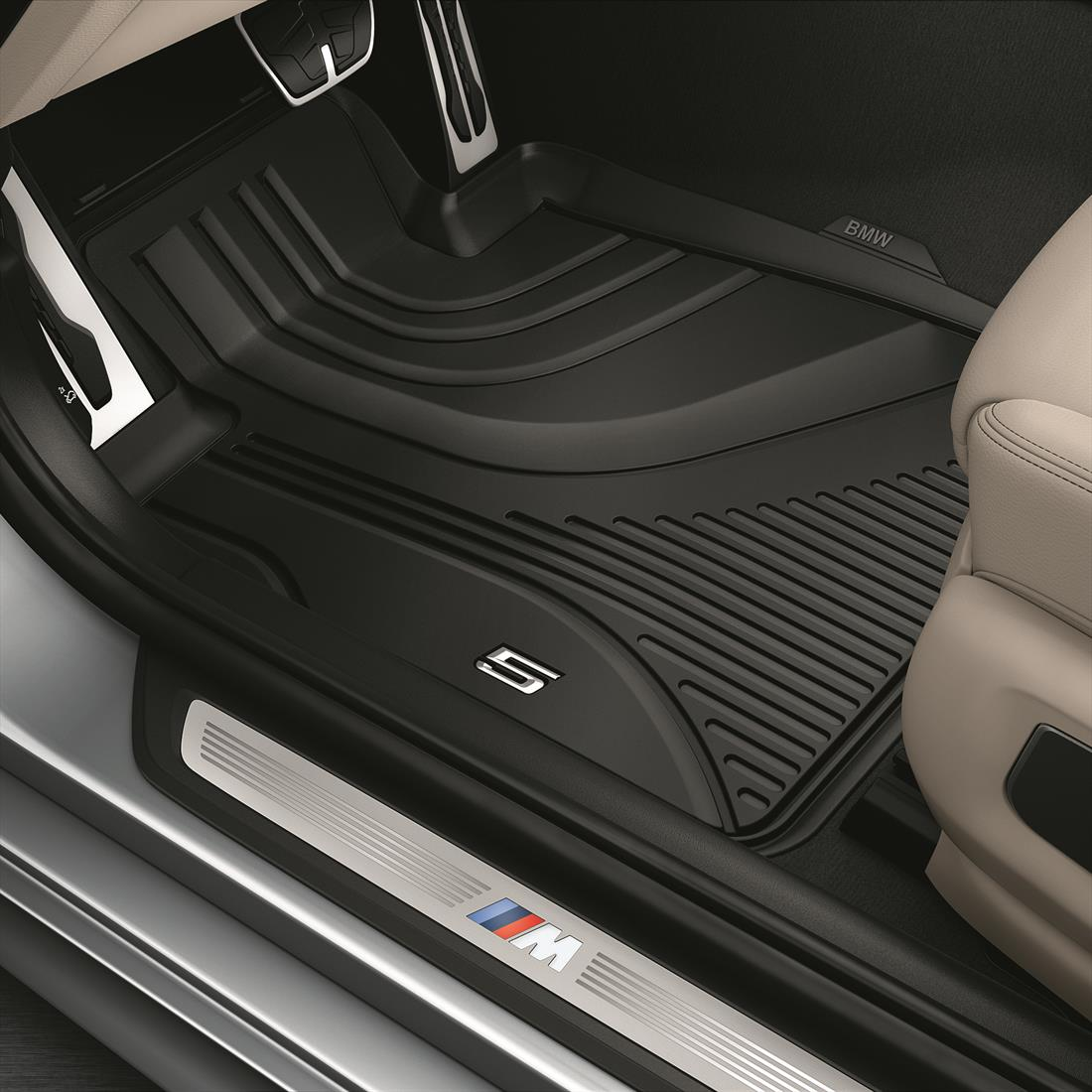 Shopbmwusa Com Bmw All Weather Floor Mats
