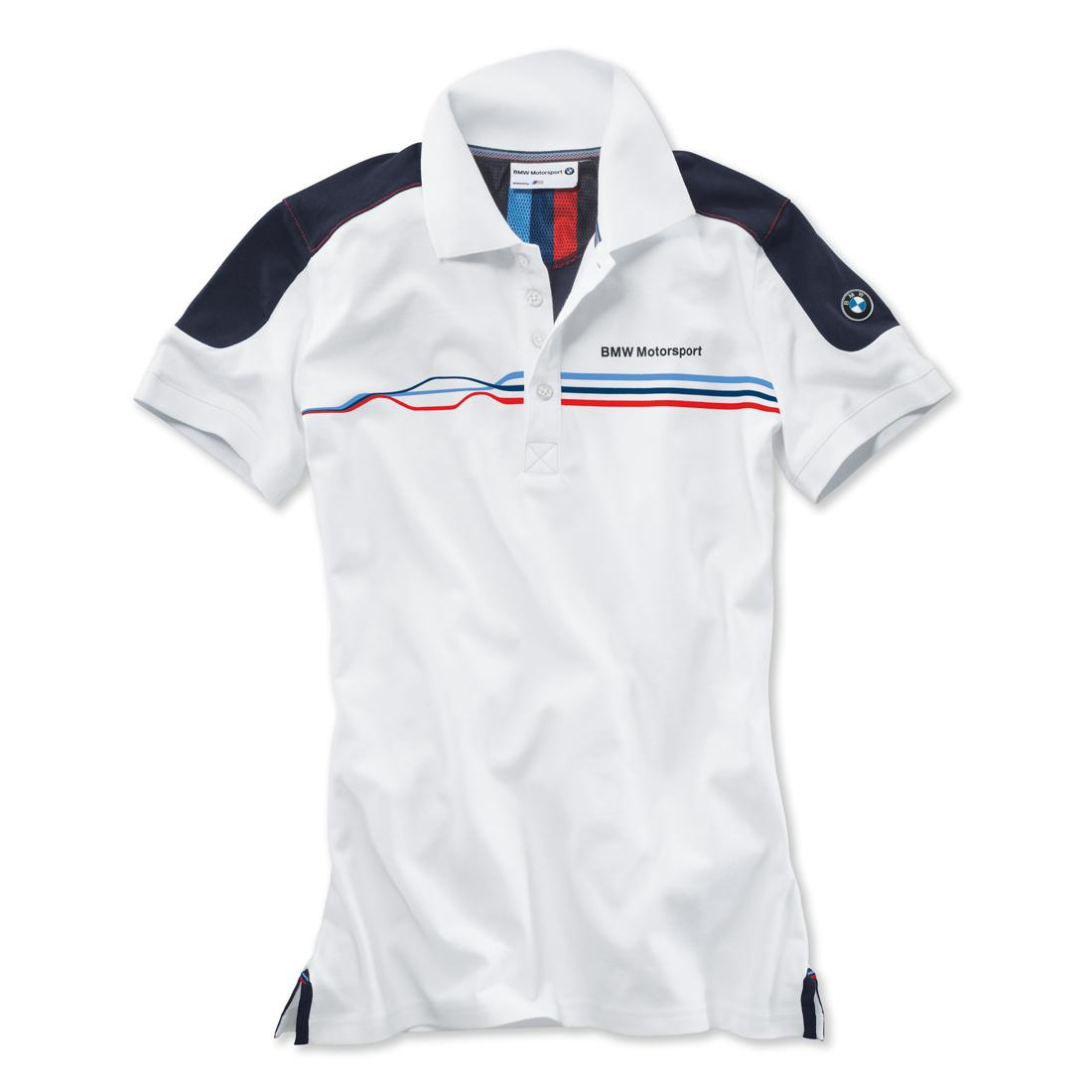 Shopbmwusa Com Bmw Motorsport Ladies Fan Polo Shirt