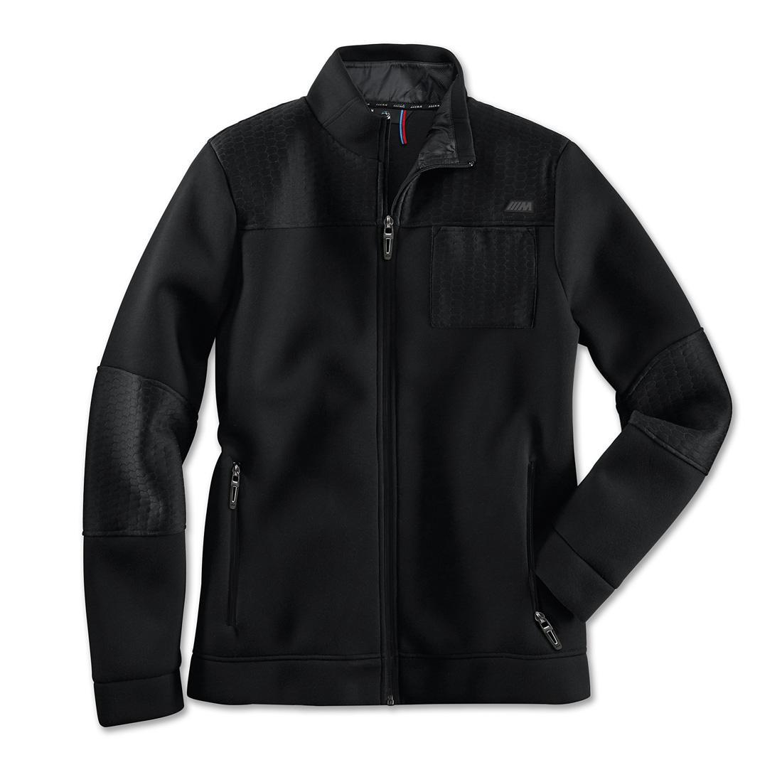 Shopbmwusa Com Bmw M Sweat Jacket Men S Black
