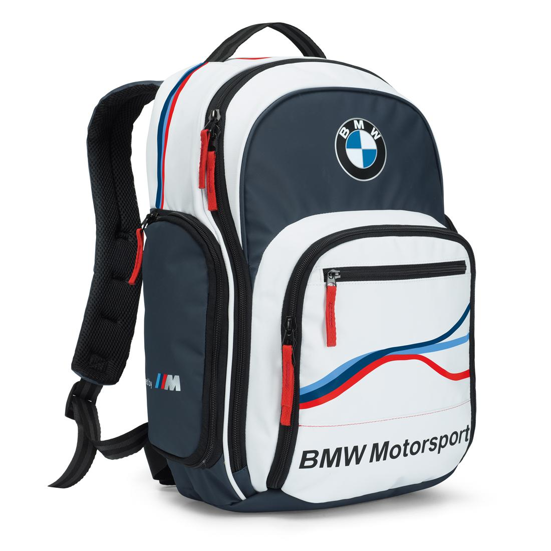 bmw motorsport backpack. Black Bedroom Furniture Sets. Home Design Ideas