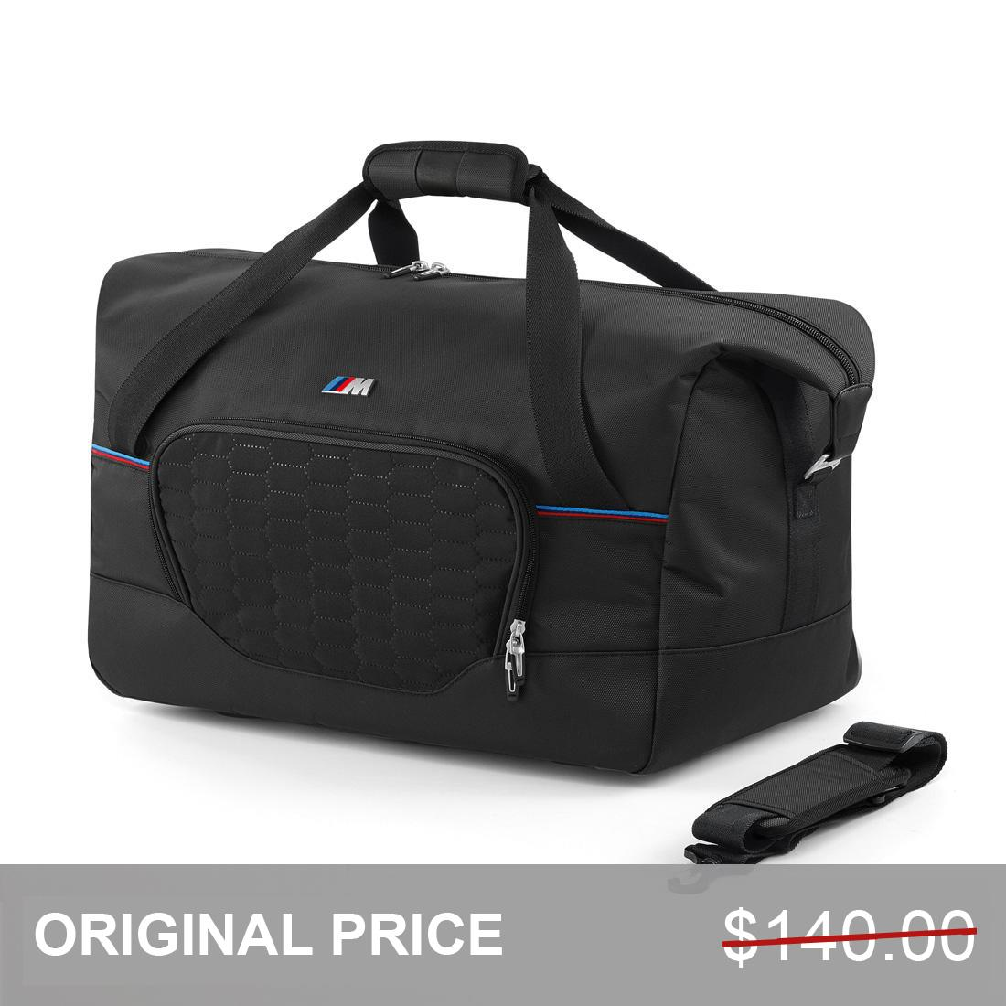 ShopBMWUSA.com: BMW M SPORT BAG