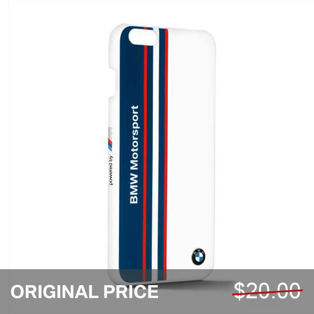 bmw m accessories iphone 7 case