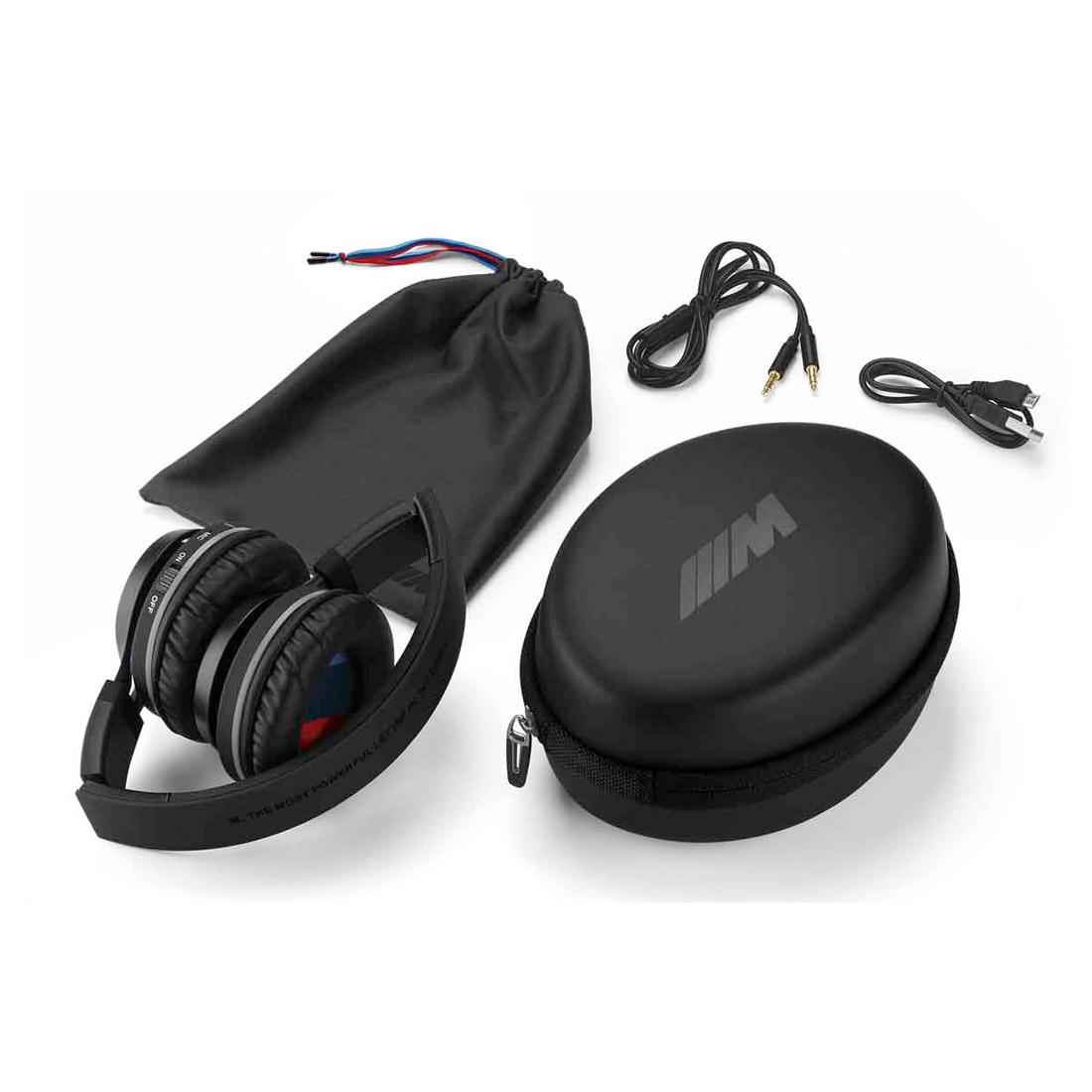 how to connect bmw headphones