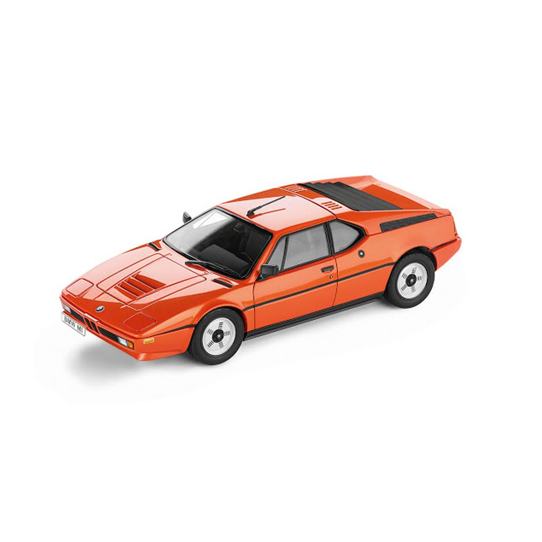 BMW M1 Heritage Collection Miniature Red