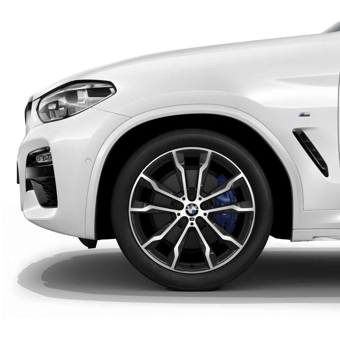 """ShopBMWUSA.com: BMW 20"""" STYLE 699M COLD WEATHER COMPLETE"""