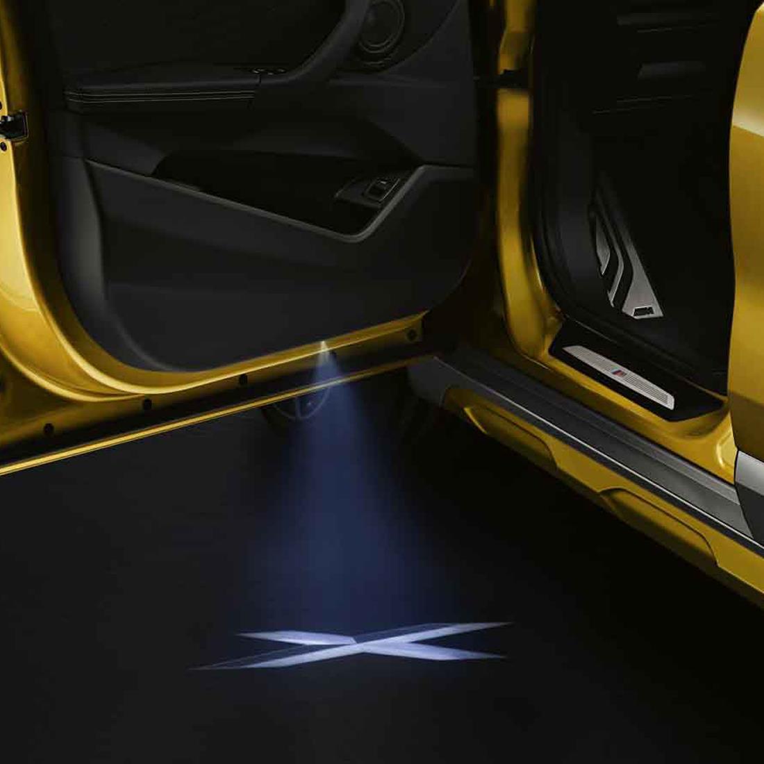 ShopBMWUSA com: BMW LED DOOR LIGHT PROJECTORS