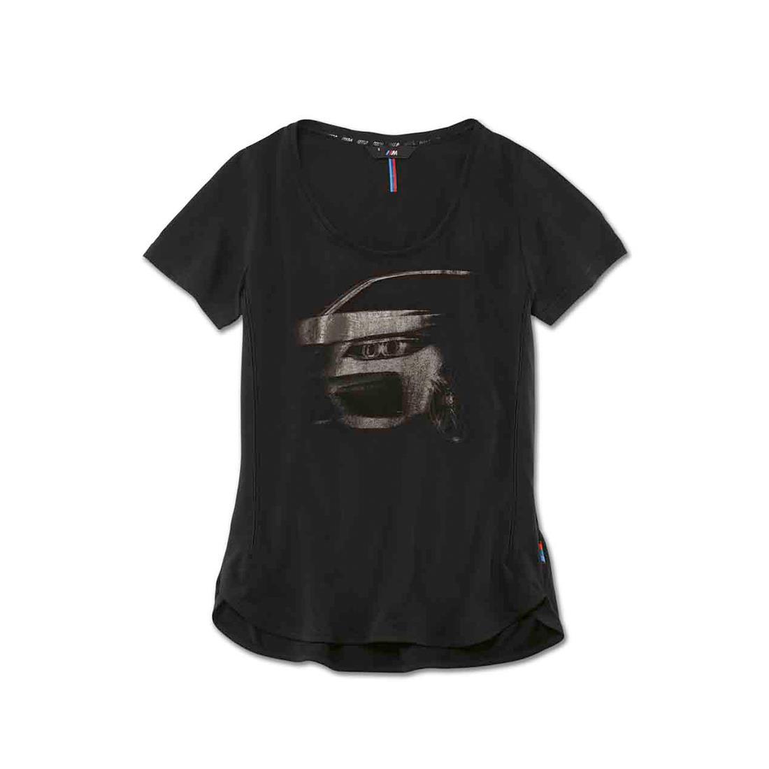 bmw m graphic t shirt women. Black Bedroom Furniture Sets. Home Design Ideas